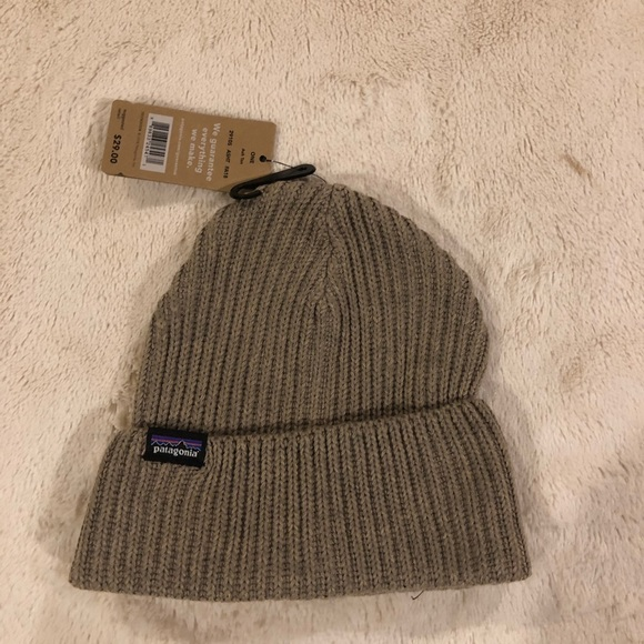 296939e1c69e8 Patagonia Accessories | Mens Fishermans Rolled Beanie Hat Nwt | Poshmark